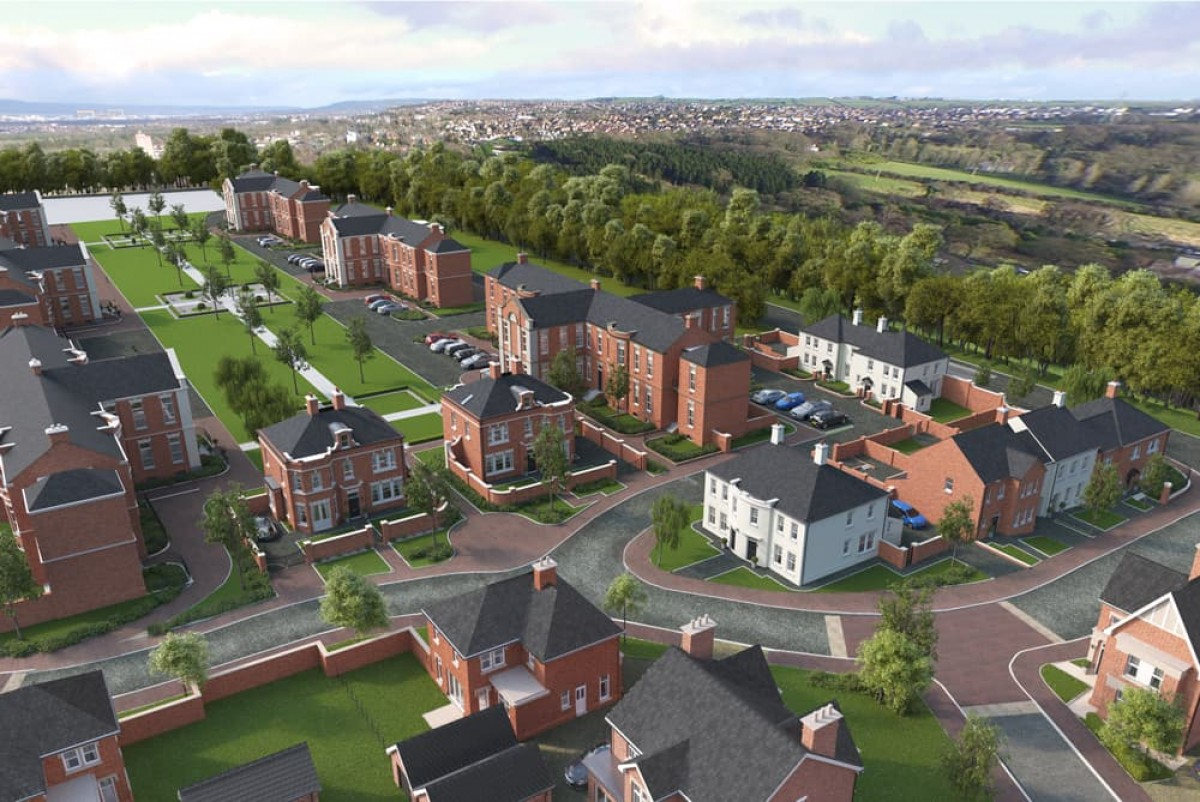 Belvoir Park Phase No.2 releases Friday 5th February 2016
